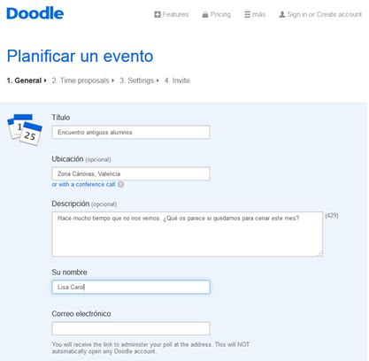 doodle encuestas la eficacia de doodle para realizar encuestas doodle
