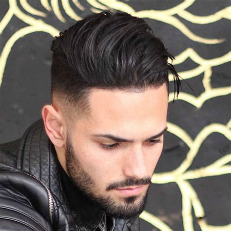 hairstyles  men  thick hair  guide