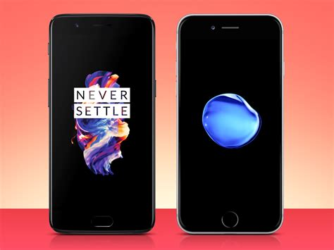 oneplus 5 vs apple iphone 7 plus which is best stuff