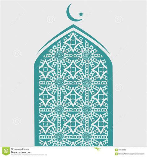 ramadan pattern vector free ramadan kareem mosque geometric pattern eps 10 stock
