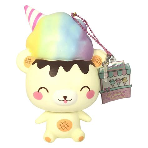 Yummiibear Cheese Burger Mascot Squishy lyn squishies and accessories lyn kawaii squishies and accessories