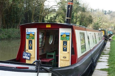 living on a canal boat with cats new narrowboat cafe opens along k a canal bath echo