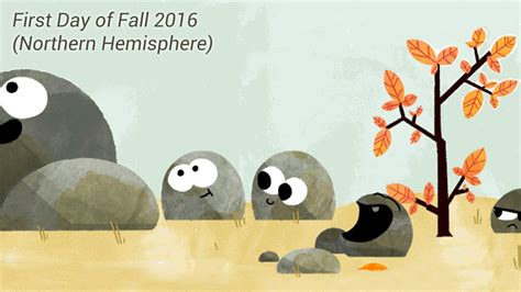 spring equinox google doodle when does the season really autumnal equinox first day of fall 2016 google doodle