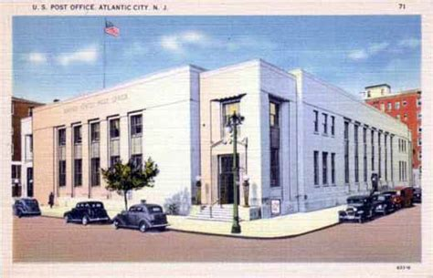 Atlantic City Post Office by Atlantic County Nj Postcards Page 35