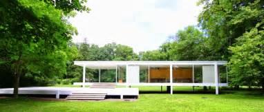 Farnsworth House by Farnsworth House Midcentury Modern Minimalist Miracle