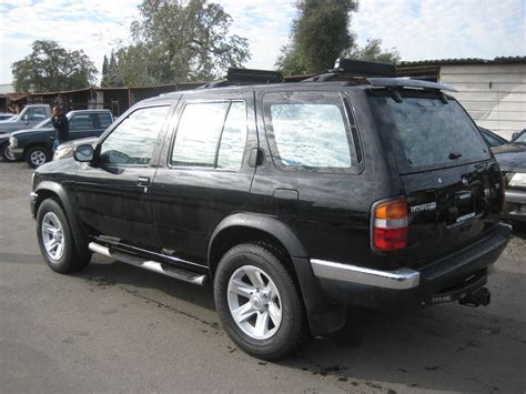 pathfinder nissan 1997 1997 nissan pathfinder photos informations articles