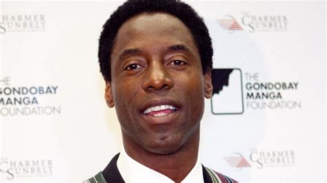 Isaiah Washington Seeks Counseling Treatment by Who Faked Going To Rehab