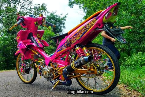 Modifikasi Jupiter Z by Drag Jupiter Z Autos Post