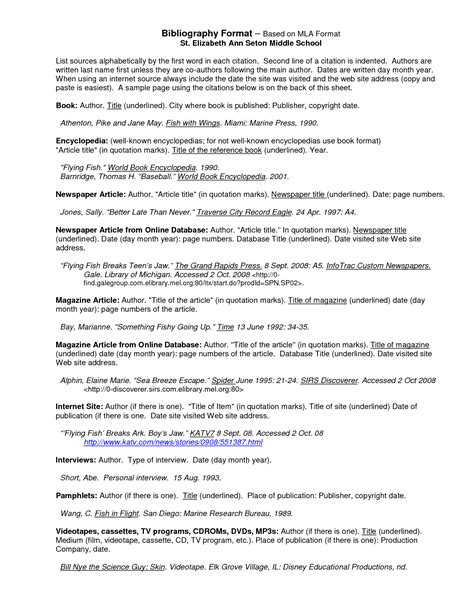 book bibliography layout best photos of standard bibliography format books