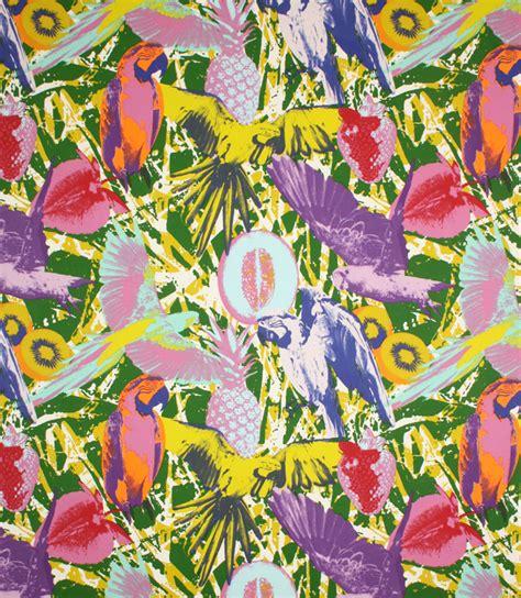 Martinique Fabric Jungle Just Fabrics