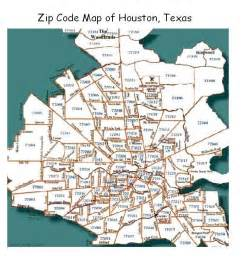 houston map printable zip codes houston metro area map free and