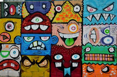 Free photo: Street Art, New York, Colorful, Art   Free