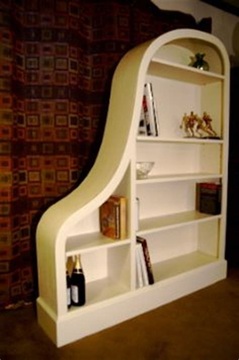 piano bookshelves on piano bookcases and