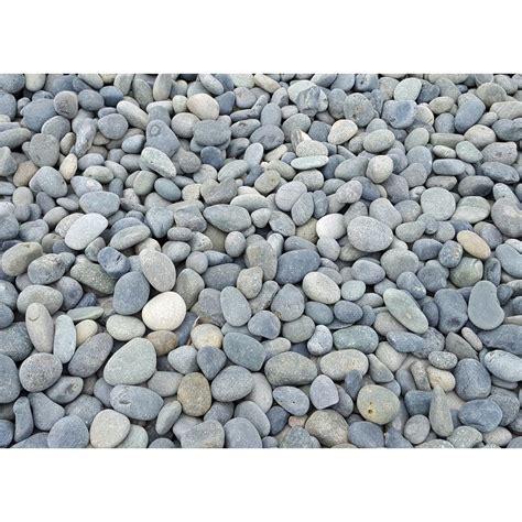 classic 10 cu ft sack mexican pebbles