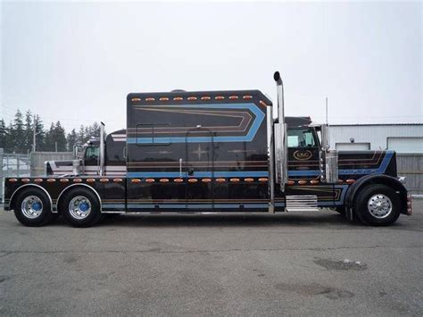 Big Semi Sleepers by Pin By Bryan Vierra On Big Rigs