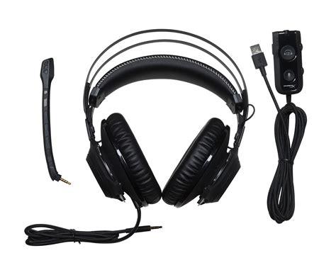 Headset Hyperx Revolver S kingston hyperx cloud revolver s gaming headset review ign