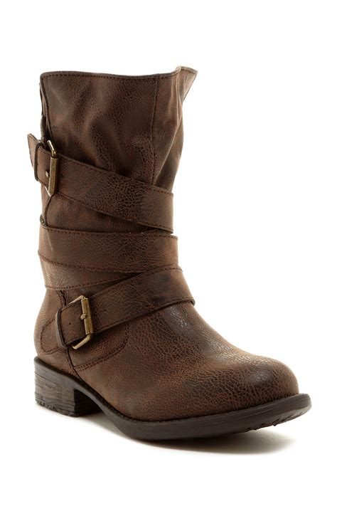 nordstrom boots rage islet ankle boot nordstrom rack