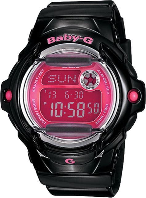 Jam Tangan Wanita Spport Casio Baby G Natasya Willona Model Terbaru 4 bg169r 1b baby g black womens watches casio baby g