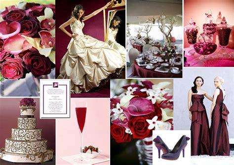 burgundy platinum theme on burgundy grey weddings and bu