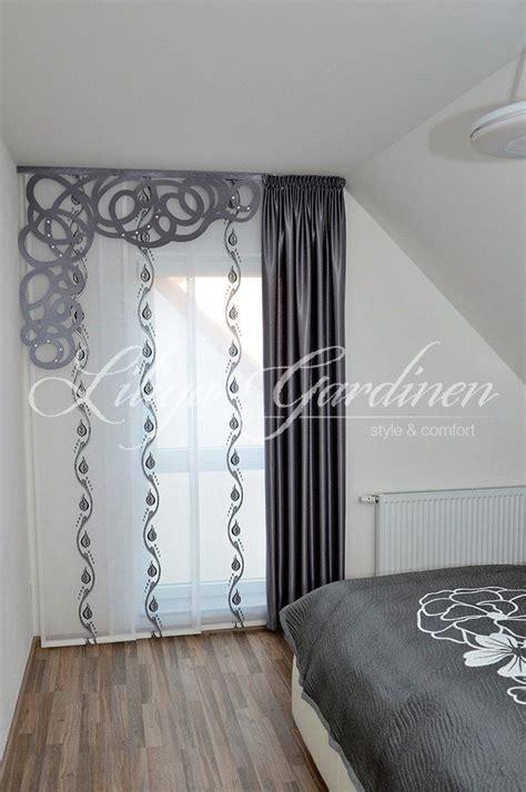 schlafzimmer vorhänge modern schlafzimmer 171 gardinen liliya einrichtung gardinen