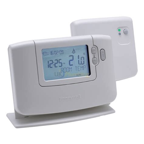 honeywell wireless thermostat wiring diagram get free