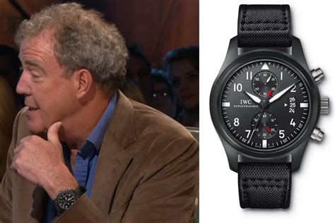 Watching Celeb Watches: TOP GEAR's Jeremy Clarkson, Richard Hammond and James May   Monochrome