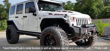 jk wrangler fenders and armor