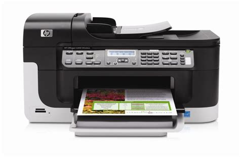 Printer Hp Officejet 6500 Wireless All In One hp officejet 6500 driver