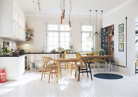 Dining Room Materials 7 Inspirational Ideas For Dining Room Using White And
