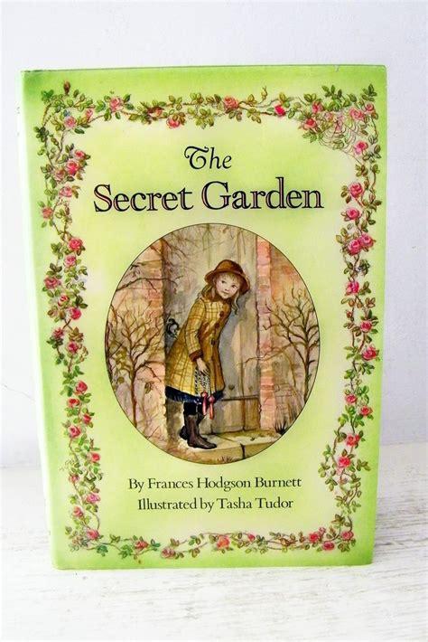the secret garden picture book the secret garden the tudor edition 1962 from