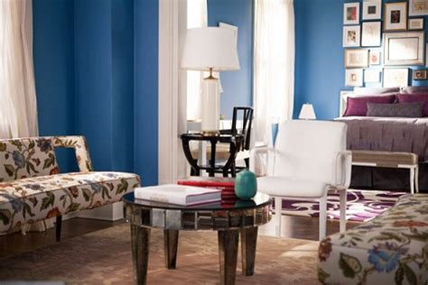 Paints For Home Interiors by Silver Screen Style Carrie S Blue Apartment In And
