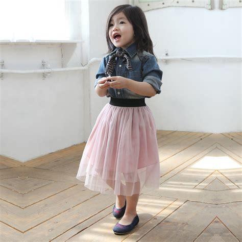 Rok Sogan Pink Classic Nu 01 and summer tutu age 3 8 tulle skirts children fluffy skirt tutu skirt black