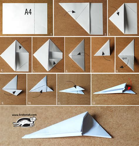 How To Make Paper Claws - krokotak origami claws