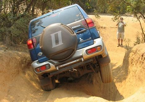 nissan terrano off road reader test nissan terrano wheels24