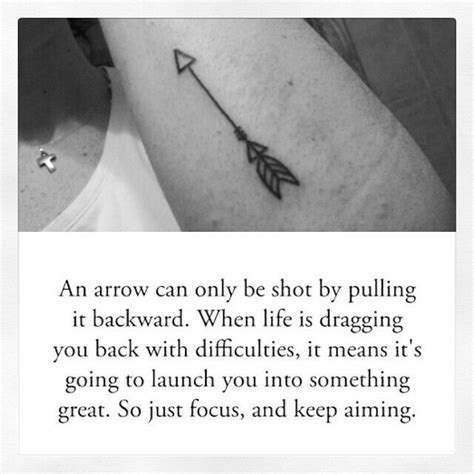 arrow tattoo on upper arm arrow tattoos and designs page 230
