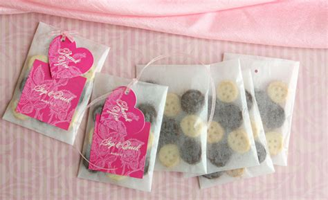 Wedding Favor Idea Sted Shortbread Cookies by Button Cookies 655x400
