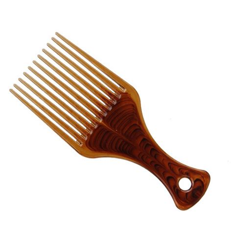 afro styling tools tangle hair brush for hair salon 16cmx7 5cm hairdressers
