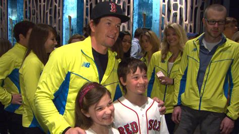 Boston Cab Detox by Wahlberg Surprises Spaulding Rehab Hospital S Boston