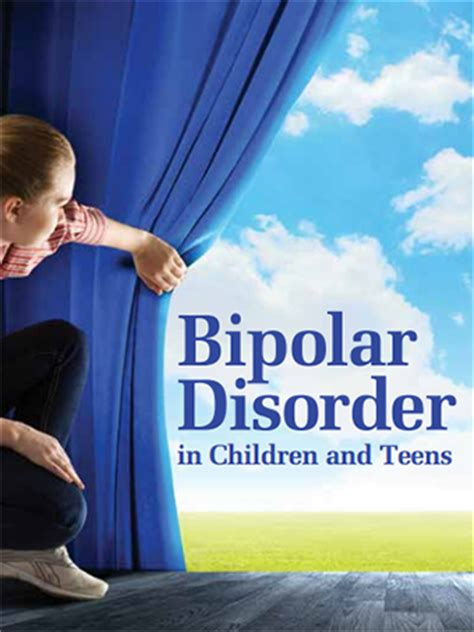 severe mood swings in child nimh 187 bipolar disorder in children and teens