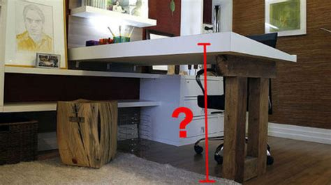ideal desk height how to find your ideal desk height lifehacker australia