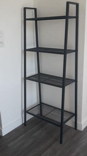 etagere ikea meuble ikea gris clasf