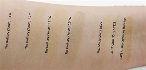 Ordinary Serum Foundation the ordinary serum foundation foundation cosmetic