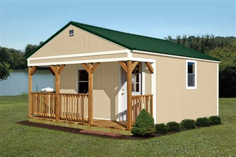 Shed Shell by Gable Cabin Shell Sturdi Shed