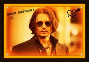 johnny depp birthday card wish johnny a happy birthday johnny depp fanpop