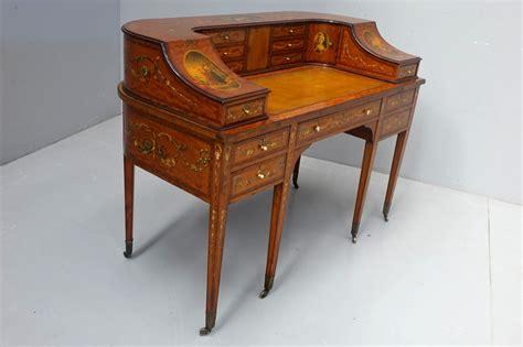 scrivania inglese scrivania inglese dipinta carlton house satinwood