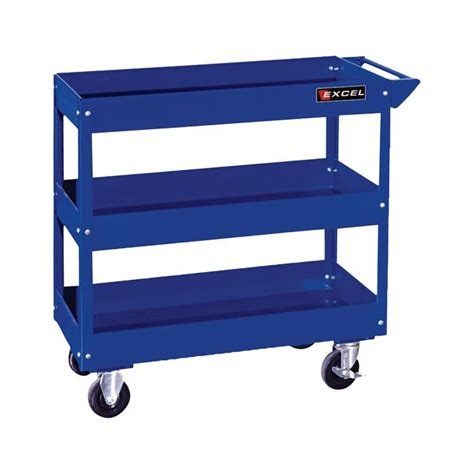 Rolling Cart With Locking Drawers Sell Excel Rolling Tool Cart With Locking Drawer 500 Lb
