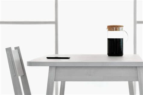 wireless charging table ikea space 10 table wireless charging hypebeast