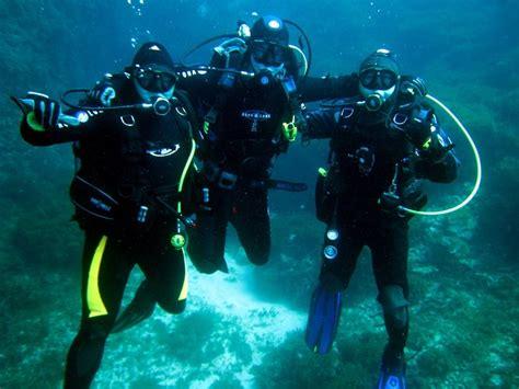 dive sports scuba sports