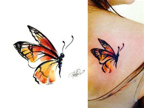 watercolor tattoo ek i 25 best ideas about watercolor butterfly on