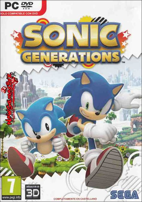 free download pc games sonic full version sonic generations free download full version pc setup